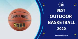 Best indoor Outdoor Basketball (September 2021)