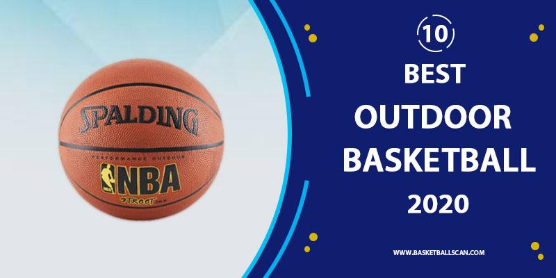 Best indoor Outdoor Basketball [June 2021]