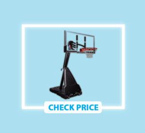 Spalding NBA hoop