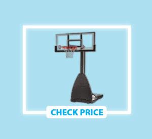 Spalding 54 Inch NBA Glass