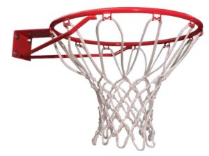 lifetime portable basketball system net and rims
