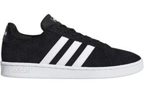Adidas Men's Grand Court Sneaker material of built