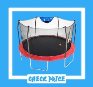 Skywalker Trampolines with Enclosure Net review