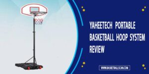 Yaheetech Portable Basketball Hoop System Review