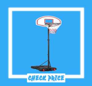 Yaheetech portable basketball hoop system review 2021