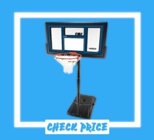 Lifetime 1529 Courtside Height Portable Basketball System review april 2021