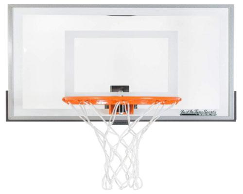 JustinTymeSports Wall Mounted Mini Basketball Hoop