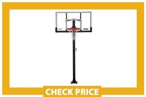 Lifetime Crank Adjust In-Ground Basketball