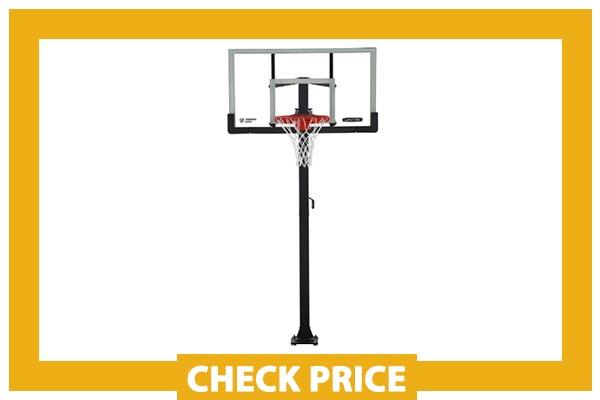Lifetime Crank Adjust In-Ground Basketball [August 2021]