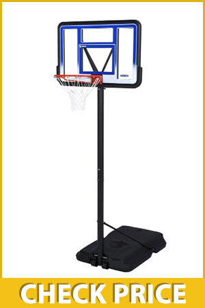 Lifetime 1270 Pro Court Portable Basketball System [august 2021]