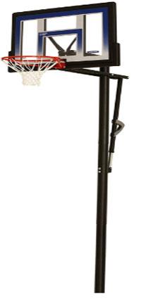 Lifetime 90020 Height Adjustable basketball hoop 2021