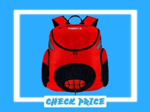 POINT 3 Road Trip 2.0 Basketball Backpack