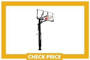 "Silverback 60"" In-Ground Basketball Hoop"
