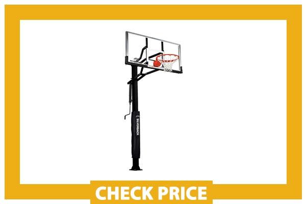 """Silverback 60"""" In-Ground Basketball Hoop [August 2021]"""