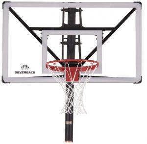 Silverback NXT 54″ Basketball Hoop Adjustable Height 2021