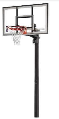 Spalding 88454G In-Ground Basketball Hoop 2021