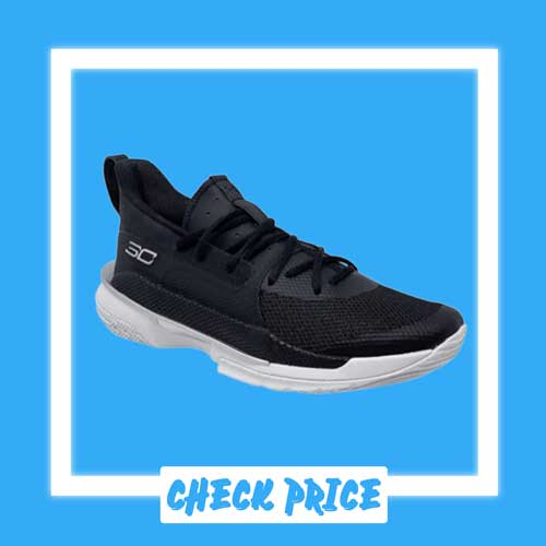 Under Armour Men's Curry 7 basketball shoes