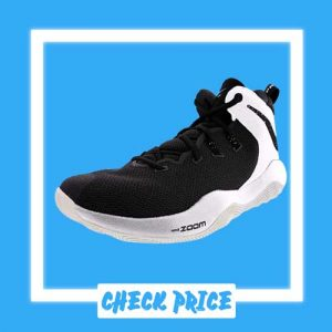 Nike Mens zoom rev II basketball shoes