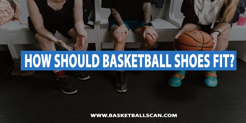 how tight your basketball should be?